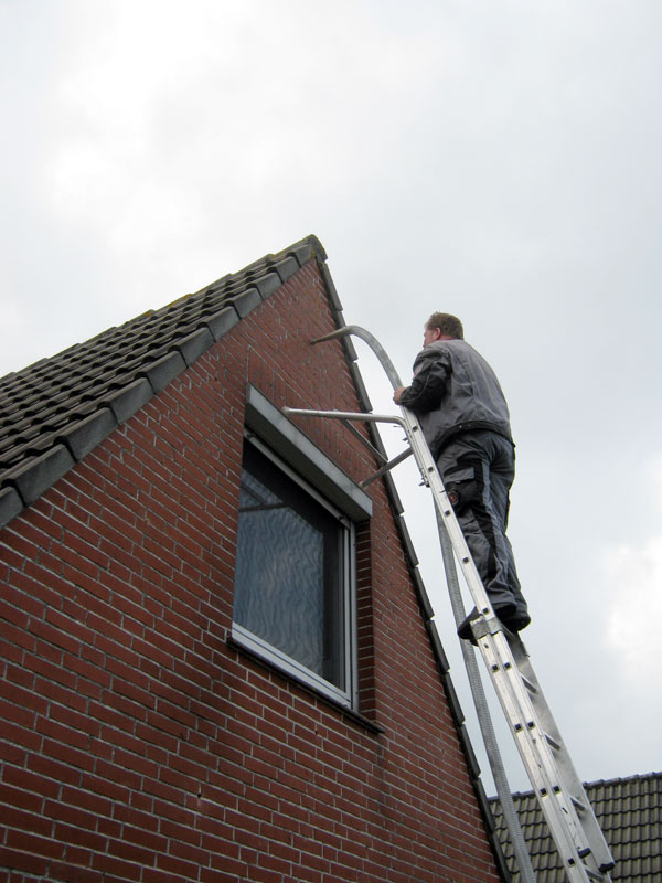 Cavity Wall Insulation Blowing Behind : X floc · cavity wall insulation